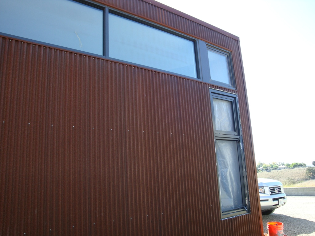 768 #2D6B9E Garage Doors Replaced Perforated Door Panels With Solid Panels Old pic Black Steel Garage Doors 36511024