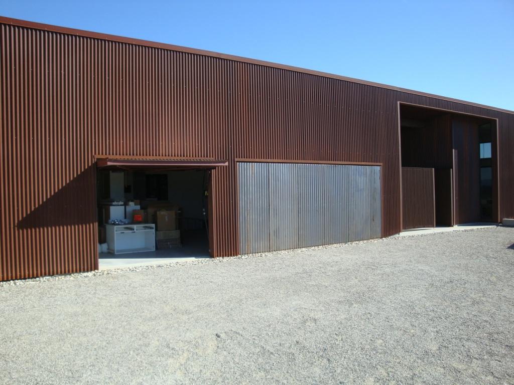 768 #0567C6 Siding Garage Doors Replaced Perforated Door Panels With Solid Panels save image Steel Overhead Doors 38071024