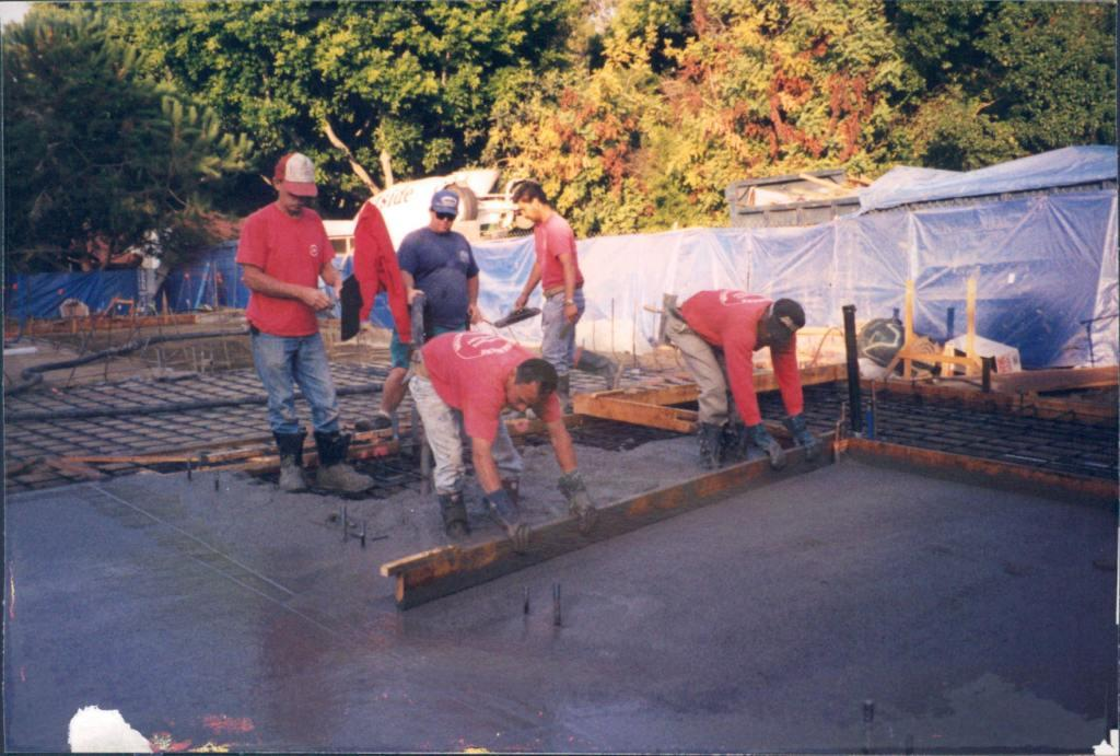 New_Custom_Home_Pacific_Palisades_Concrete_Slab_Installation_4