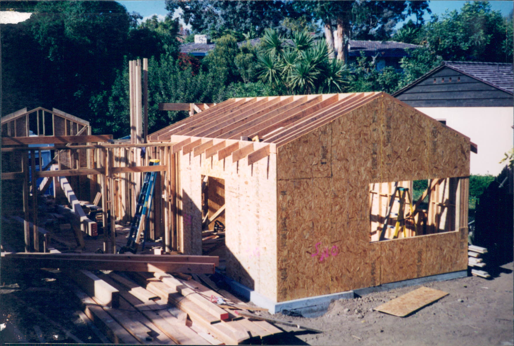 New_Custom_Home_Pacific_Palisades_Rough_Framing_8