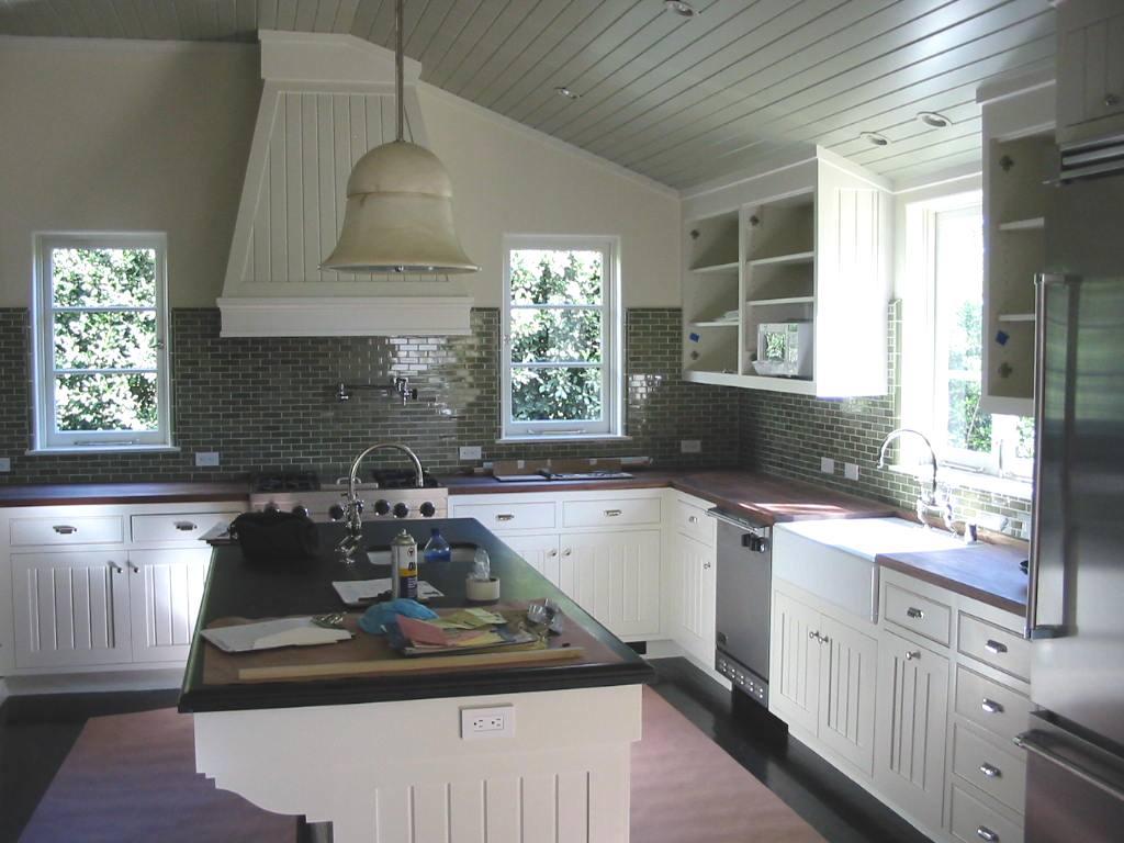 Santa Monica Gut Remodel - finish kitchen