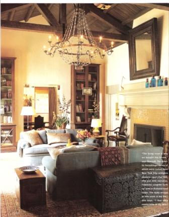 Santa Monica Gut Remodel - living room