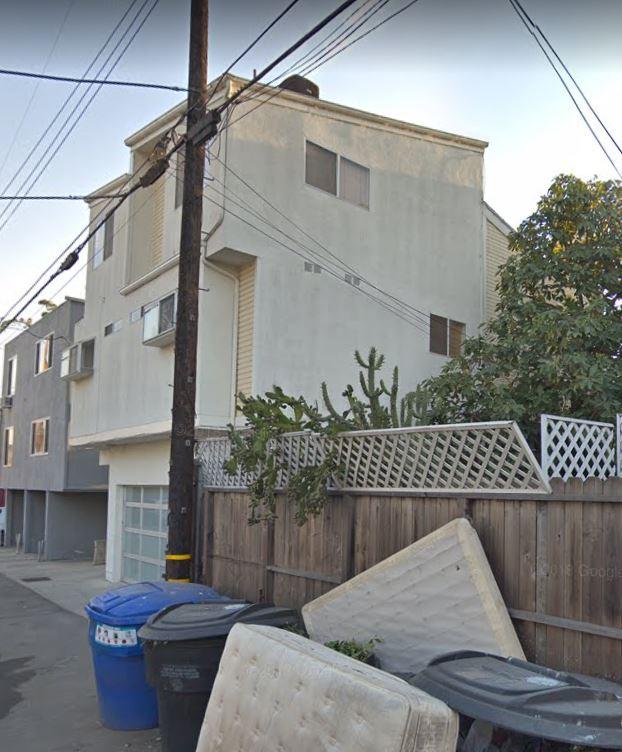 Santa Monica Remodel -  existing photos