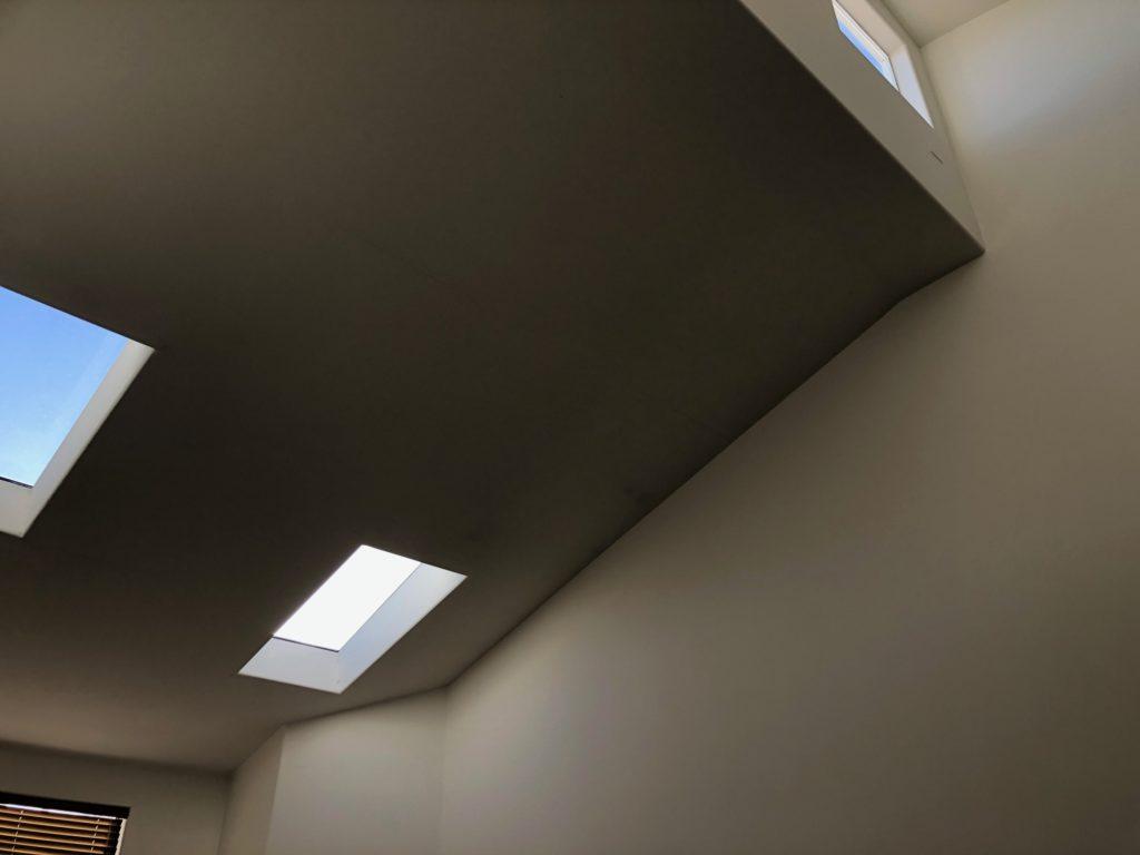 Santa Monica Remodel - ceiling